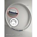 USB Фара для велосипеда фонарик RayPal