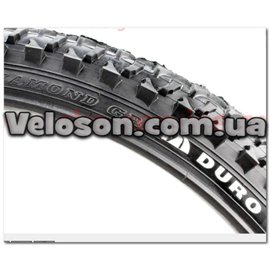 "Шина 26""x1,95 (54-559) шипованная DIAMOND GRIP HF-822 DURO"