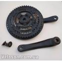 Зеркало Spelli SBM-4065 круглое сферическое в торец руля производство Тайвань антибликовое покрытие