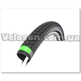 Покришка Schwalbe Big Ben Plus 20x2.15 (55-406) Performance. GreenGuard SnakeSkin B/B-SK+RT