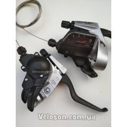 Ключ снятия кассеты трещотки Bike Hand под ключ 24 мм, черный YC-121A