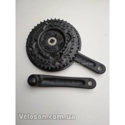 Защита рамы от трения оболочкой тросов 40 мм, , черная CP-01 Китай