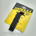 Бортировочные лопатки Spelli STL-308 BK
