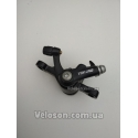 Калипер машинка YINXING DB-01 дисковый механический тормоз стандарт крепления - PM