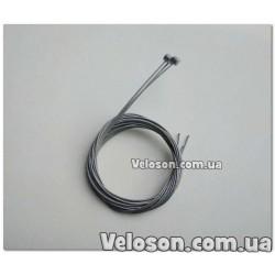 Рога черные алюминиевые рожки для велосипеда
