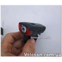 Педали FPD NWL-216 алюминиевые топталки черные с отражателями комплект