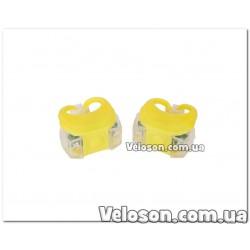 Тормозной суппорт ARES передний или задний (адаптер F160/R140мм) черный MDA11