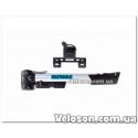 Тормозной суппорт ARES передний или задний (адаптер F160/R140мм) белый MDA11