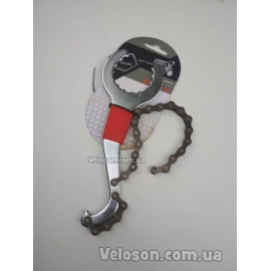 Ключ для каретки Hollowtech II картриджа с хлыстом для кассеты