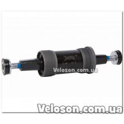 Перчатки Spelli SBG-1457 без пальцев L-XL черные c красным с гелевыми вставками под ладонь