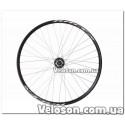 Перчатки Spelli SBG-1457 без пальцев L-XL черные c синим с гелевыми вставками под ладонь