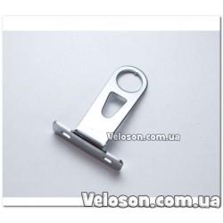 Картридж Spelli SBB-122.5 / 110 мм под квадрат пром-подшипники стальные чашки