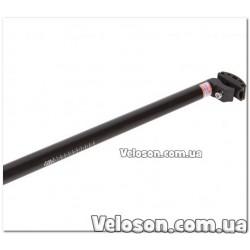 Шлем велосипедный с габаритным огнем легкий из плотного пенопластного материала производитель Soldier