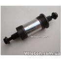 Картридж каретка на промподшипниках VP-107.0 мм кареточный узел 68 мм
