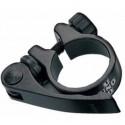 """Вынос для руля 31.8 мм алюминиевый регулируемый под шток 1 1/8"""" длина 90 мм черный"""