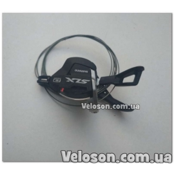 Манетка  правая SHIMANO SLX SL-M7000   10 ск черная