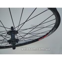 "Переходник граната с 22 мм на 28,6 мм сталь для вилки 1"""