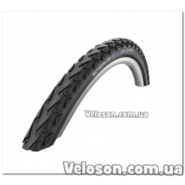 Покрышка Schwalbe Land Cruiser 28˝x1.75˝ Active K-Guard (47-622) B/B SBC 820g