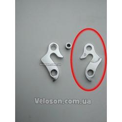 Конус задней оси колеса с пыльником каленый (цементированный) для MTB Тайваньза 1 шт