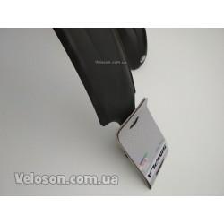 Педали алюминиевые топталки широкие комплект