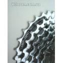 Алюминиевые широкие педали Черные топталки