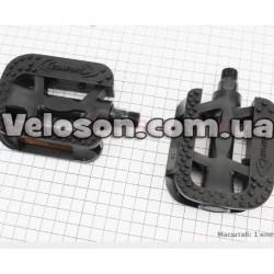 Грипсы Avanti GR-372/65 Анатомические полностью черные, длина 125 мм