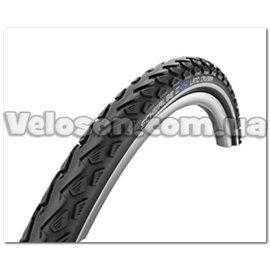 Покришка Schwalbe Land Cruiser Plus 27.5x2.00. 650B (50-584) Active. PunctureGuard TwinSkin B/B+RT