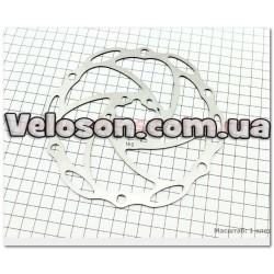 Тормозные колодки диск. тормоз к-кт (Shimano BR-M416,575,495,486,485,446,445,395,375), HJ-DS10 ALHONGA