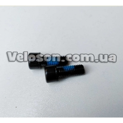 Комплект болтов M6 с шайбами для монтажа 2 шт калипера/переходника дискового тормоза
