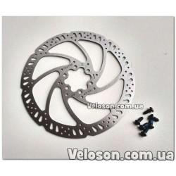 Щетка для чистки звезд и цепи, пластиковая, черная KL-7001