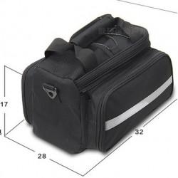Грипсы ручки с белыми Lock замками анатомические 130 мм с заглушками в руль