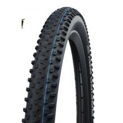 Грипсы VENZO VZ-E05-014 черный с синим 130 мм длина рукоятки
