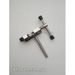 Ключ выжимка цепи KL-9724 серебристая
