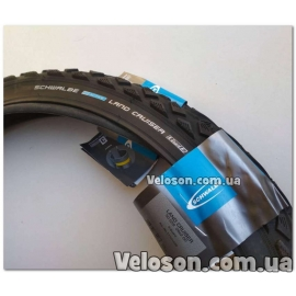 Покришка Schwalbe LAND CRUISER 26x2.00 (50-559) 50TPI 850g