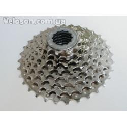Манетки Shimano TZ20  3*7 скоростей черные комплект