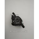 Педали FPD 305 топталки алюминиевые черные