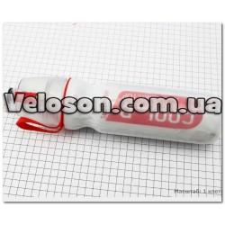 Зажим трубы сидения MTB 31,8мм (алюминиевой рамы), черный SC-200 UNO